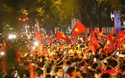 Cảnh sát cơ động Hà Nội áp dụng nhiều biện pháp mới ngăn chặn cổ động viên gây rối trận Việt Nam- Malaysia tối nay