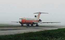 Đổi máy bay Boeing 727 lấy 3 suất dưỡng lão
