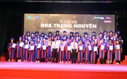 Gần 200 học sinh đạt thành tích xuất sắc gia nhập