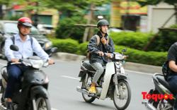 Nhiệt độ giảm, Hà Nội đón gió mùa về