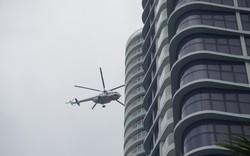 Xe cứu hỏa triệu đô, trực thăng xuất hiện tại diễn tập chữa cháy ở Đà Nẵng
