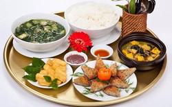 60 gian hàng tham gia Liên hoan ẩm thực toàn quốc