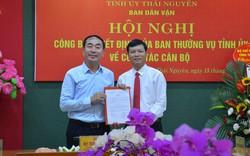 Nhân sự mới được điều động, bổ nhiệm ở Thái Nguyên, Đồng Nai, Quảng Bình, Hà Tĩnh và Hòa Bình