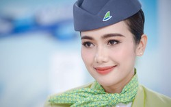 """Gặp gỡ """"Bông hồng Thái"""" với tấm lòng nhân ái trong dàn tiếp viên xinh đẹp của Bamboo Airways"""