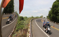 Đà Nẵng chính thức cấm xe tay ga lên bán đảo Sơn Trà