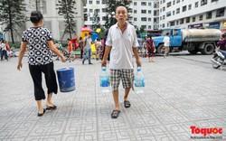 Xét nghiệm miễn phí cho 6 quận, huyện thuộc Hà Nội bị ảnh hưởng bởi ô nhiễm nước sạch sông Đà