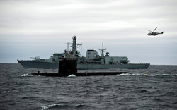 Sức ép Nga đẩy Hải quân Thụy Điển trở về trụ sở ngầm dưới lòng đất