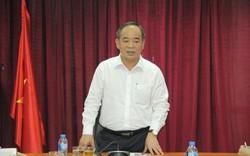Thứ trưởng Lê Khánh Hải làm việc với Trung tâm Công nghệ thông tin