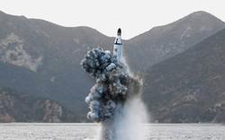 Triều Tiên phóng tên lửa mới:
