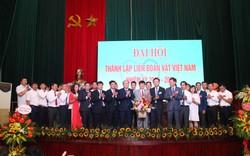 Chính thức thành lập, ra mắt Ban chấp hành Liên đoàn vật Việt Nam