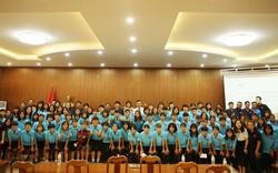 Lãnh đạo VFF chúc mừng các Đội tuyển bóng đá nữ Quốc gia nhân ngày Phụ nữ Việt Nam 20/10