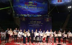 Bế mạc Liên hoan Xiếc quốc tế 2019: Nghệ thuật Xiếc ngày càng nhiều sáng tạo