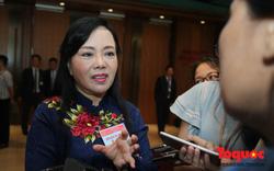 """Bộ trưởng Nguyễn Thị Kim Tiến """"trải lòng"""" trước khi rời cương vị """"tư lệnh"""" ngành y tế"""