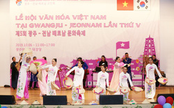 Ấn tượng những nét văn hóa đầy sức cuốn hút của Việt Nam tại Hàn Quốc