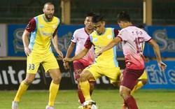 Vòng 26 V-League: Cuộc cạnh tranh đáy bảng xếp hạng