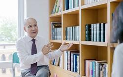 Pháp trao tặng Huân chương Hiệp sĩ Văn học và Nghệ thuật cho 2 học giả Việt Nam
