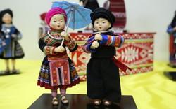 Giới thiệu trang phục dân tộc và thủ công mỹ nghệ Việt Nam tại Lễ hội Văn hóa Phương Đông