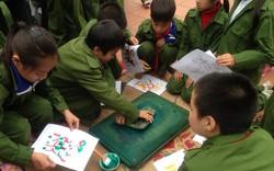 Đa dạng các hoạt động trưng bày nhân kỷ niệm 75 năm thành lập quân đội nhân dân Việt Nam