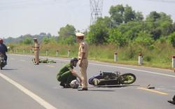 Người đàn ông tử vong nghi do bị ô tô tông