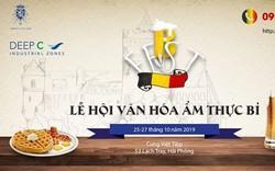 Lần đầu tiên tổ chức lễ hội văn hóa ẩm thực Bỉ tại Hải Phòng
