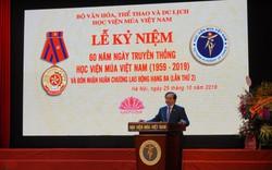 Thứ trưởng Tạ Quang Đông: Nhà trường vừa là trung tâm giáo dục, vừa là trung tâm văn hóa, có môi trường dân chủ, nhân ái