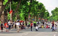 Hà Nội đón gần 2,3 triệu lượt khách du lịch trong tháng 10/2019