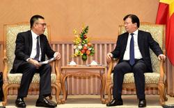 Phó Thủ tướng yêu cầu đẩy nhanh tiến độ Tổ hợp hoá dầu miền Nam