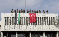 Syria và Thổ