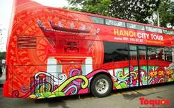 Hà Nội: Tuyến xe khách du lịch 2 tầng bổ sung địa danh trong lộ trình