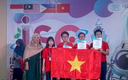 Học sinh Hà Nội đoạt thành tích cao tại kỳ thi Khoa học Quốc tế ISC năm 2019