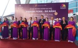 Từ nay tới cuối năm, bay Phnom Penh – Đà Nẵng 5 chuyến/tuần