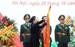 Chủ tịch Quốc hội dự Lễ đón nhận danh hiệu Anh hùng LLVTND của Tổng cục II