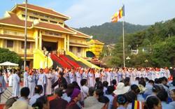 Hàng nghìn người dự đại lễ tưởng niệm 906 năm ni sư Diệu Nhân viên tịch