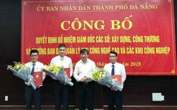 Đà Nẵng có hai tân Giám đốc Sở
