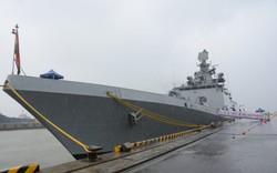 Tàu hải quân Ấn Độ tới Đà Nẵng