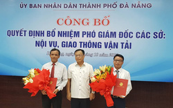 Đà Nẵng bổ nhiệm hai tân Phó giám đốc Sở