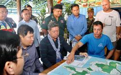 Campuchia điều động 200 binh sĩ tìm kiếm nữ du khách Anh mất tích