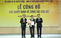 Ông Nguyễn Hải Thanh được bổ nhiệm làm Chủ tịch Hội đồng Thành viên Tổng công ty Bưu điện Việt Nam