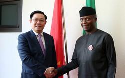 Xác lập khuôn khổ pháp lý thuận lợi về hợp tác kinh tế Việt Nam- Nigeria