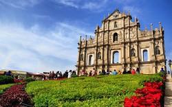 Hành trình khám phá những ngôi chùa cổ ở Macao, Trung Quốc