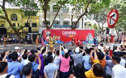 """Hà Nội sẽ tổ chức Carnival đường phố mừng """"65 năm Giải phóng Thủ đô"""""""