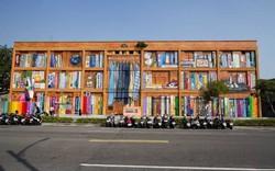 Tin được không, Cao Hùng (Đài Loan – Trung Quốc) có những tác phẩm nghệ thuật đường phố đặc sắc thế này