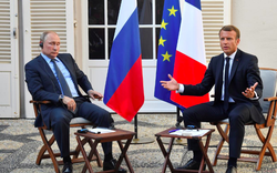 Nỗ lực về Ukraine của Pháp, Đức khiến châu Âu