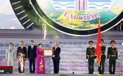 Thường trực Ban Bí thư dự lễ kỷ niệm 110 năm thành lập tỉnh Lai Châu
