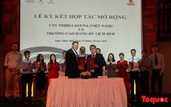 Trường Cao đẳng Du lịch Huế ký kết hợp tác đào tạo nguồn nhân lực du lịch chất lượng