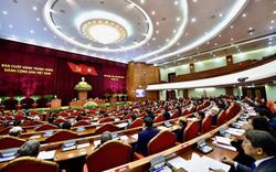 Chiều nay, Ban Chấp hành Trung ương Đảng cùng các đại biểu làm việc tại tổ, thảo luận về 2 dự thảo quan trọng