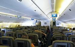 Hành khách được dùng miễn phí WiFi trên một số chuyến bay của Vietnam Airlines