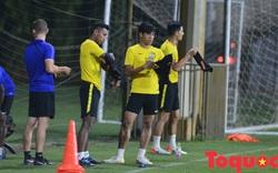HLV trưởng, tiền đạo Đội tuyển Malaysia bắt