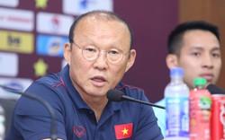 HLV Park Hang-seo lo ngại Đội tuyển Việt Nam có khả năng thủng lưới từ cánh phải
