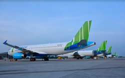 Chiêm ngưỡng dàn tàu bay hiện đại của Bamboo Airways